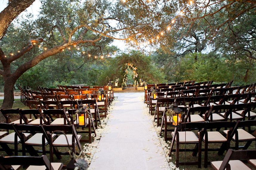 The Retreat at Balcones Springs - Marble Falls, TX - Wedding Film Retreat cities